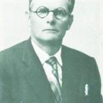 O químico Luiz Veronese, em 1936. (Foto: Veronese Divulgação)
