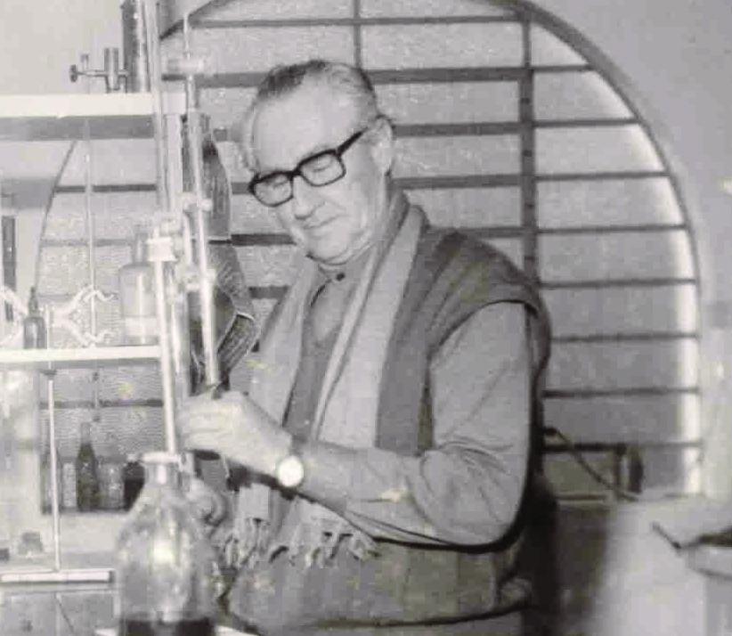 Professor Fenocchio.